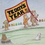 Teddy's Year- Cover -Marie Blackwell